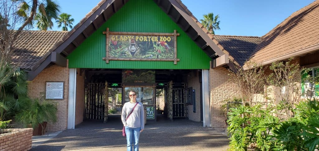 gladys porter zoo in brownsville texas
