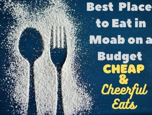 cheap and cheerful eat moab