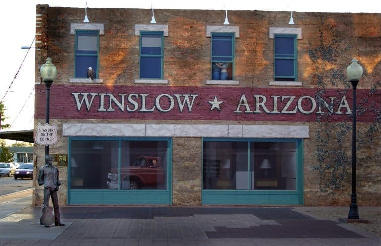 Winslow Arizona: Must-See Places