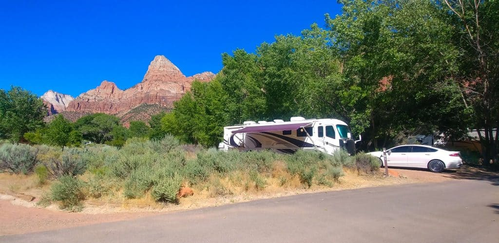 pippi in watchman campground