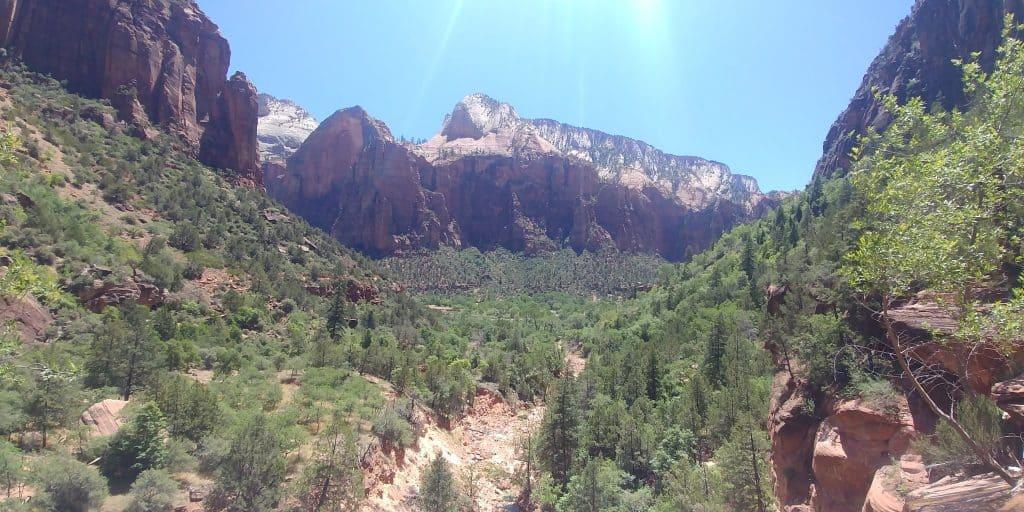 kenyeta trail views