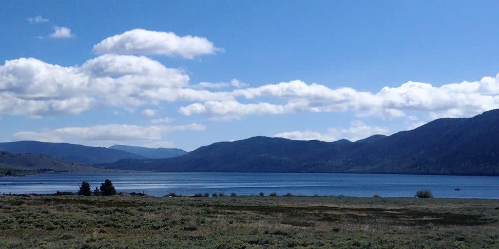 fish lake national forest in utah
