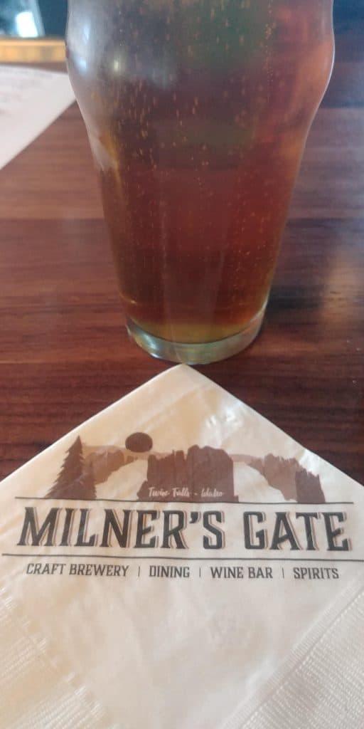 milner gate beer in twin falls idaho