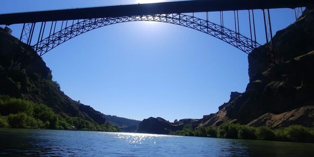 perrine bridge in twin falls idaho