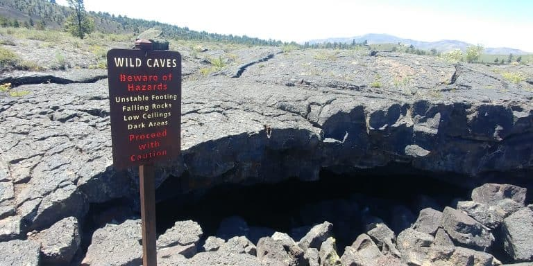 Craters of the Moon Guide: Central Idaho Volcanoes and Space Research