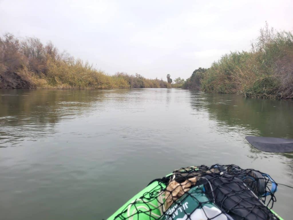 kayak the colorado river in yuma