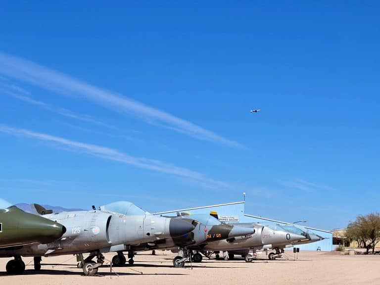 A Day at Pima Air and Space Museum: Awesome Attraction in Tucson