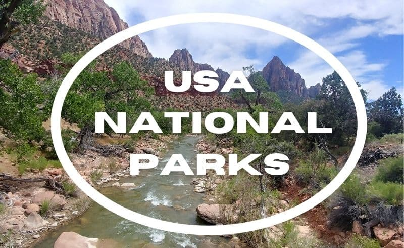 zion national park photo for usa national parks tag in blog posts