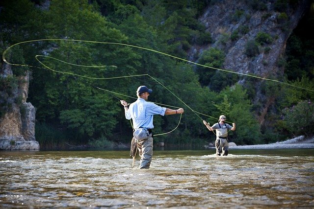 fly fishing in wyoming