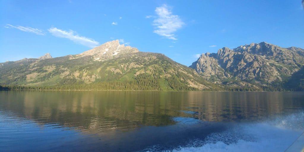 jenny lake at grand teton