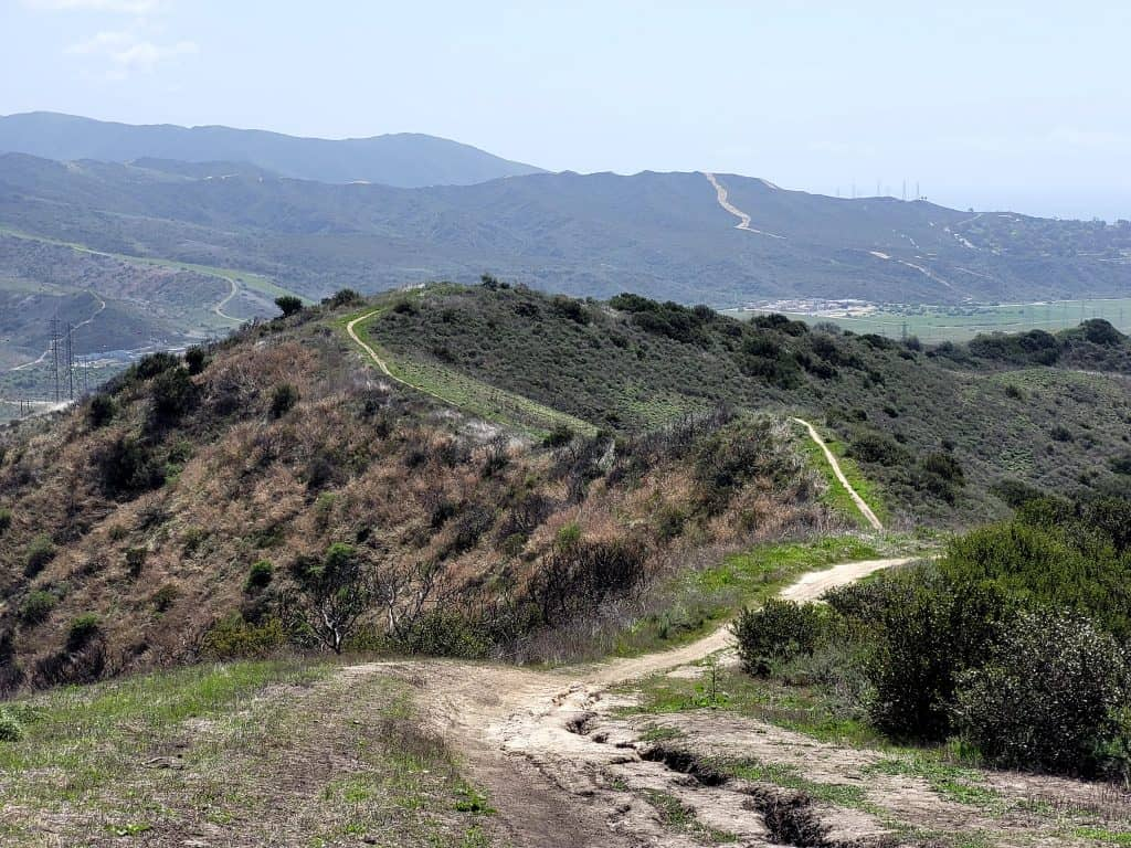 trestles community connector trail in san clemente