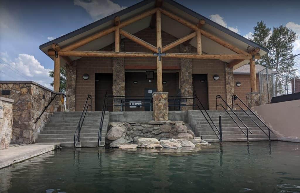 saratoga hobo hot springs in saratoga wyoming