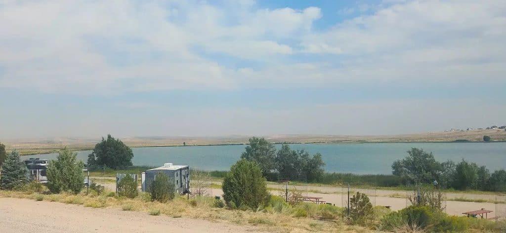 saratoga lake campground