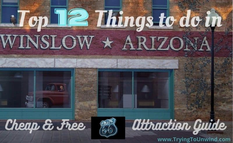 things to do winslow pin