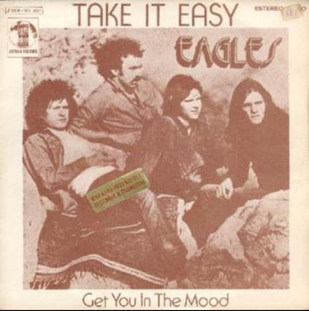 take it easy album cover